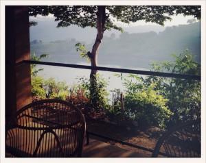 Hideaway inmitten grüner Hügel - das Tamarind Gardens