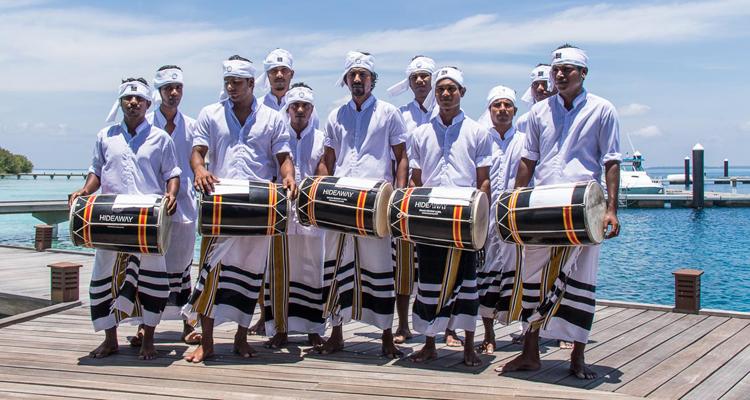 Hideaway Resort reception band