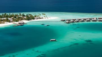 Constance Halaveli Malediven