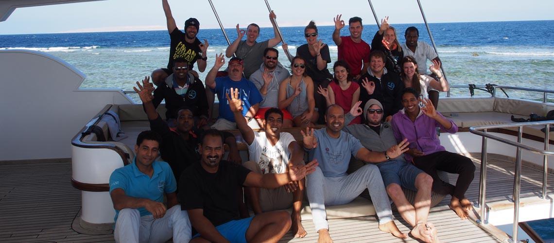 Blue Waves Gruppenreise mit Manta Reisen