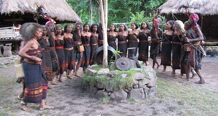 Reisebericht Forgotten Island - Abui