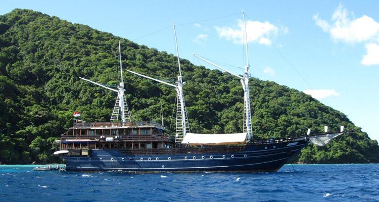Reisebericht Forgotten Island - Amira