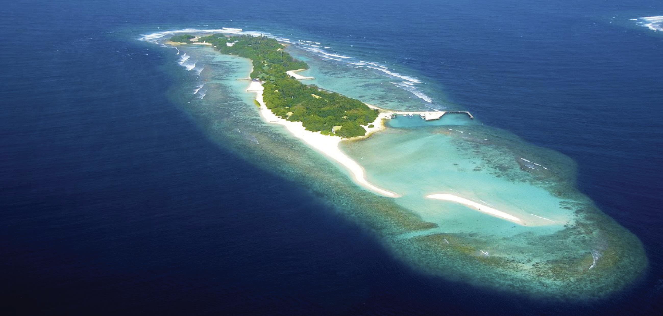 Helengeli Island Resort Map