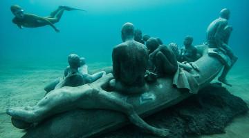 Unterwassermuseum Lanzarote