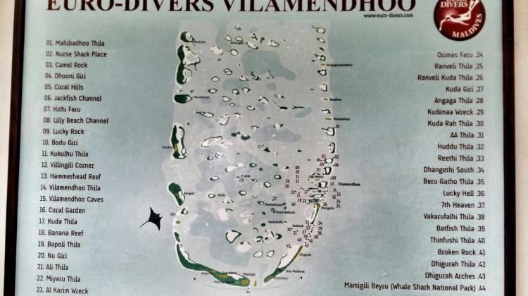 Divespots Vilamendhoo