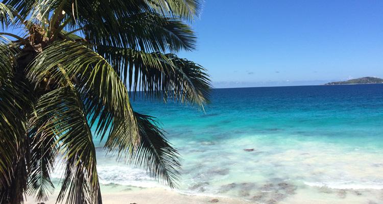 Seychellen La Digue Irene