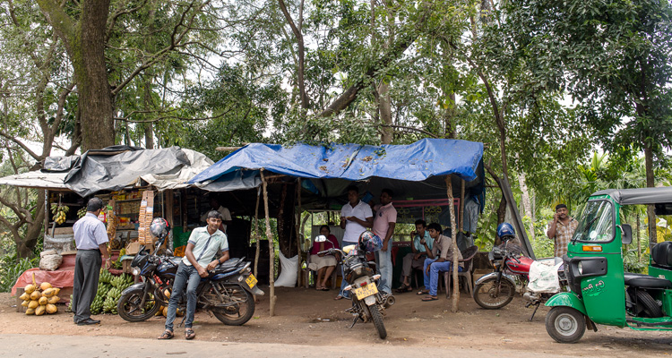 Sri Lanka Storyseite