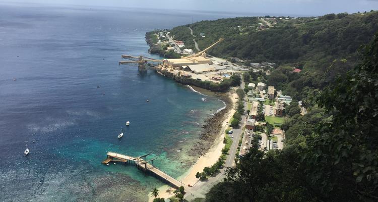 Christmas Island Martina